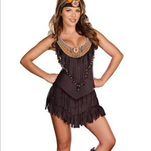 Reservation Royalty Women's Costume